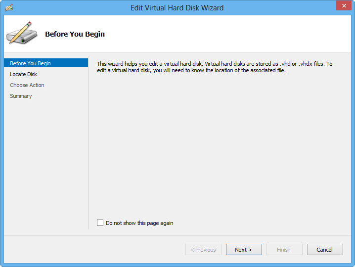 Hyper-V 3.0 ile Differencing Disk Taşıma