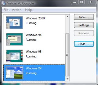 Virtual PC 2007'den Hyper-V 3.0 Migration