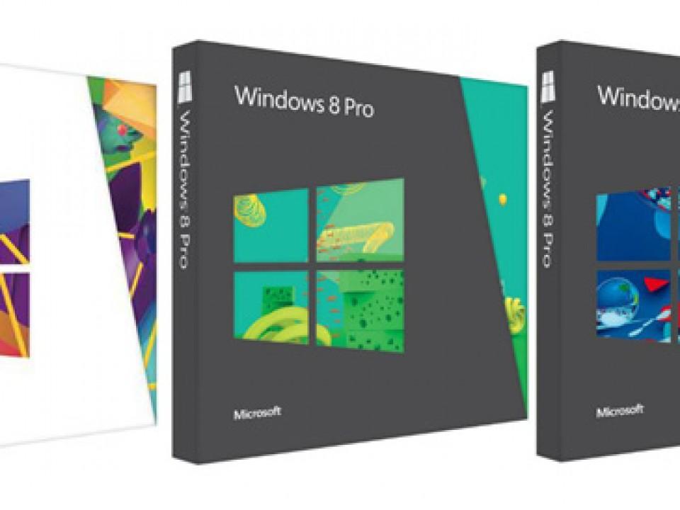 Windows-8-Versions
