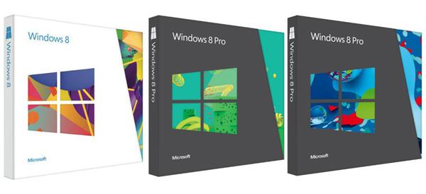 Windows 8 Sürümler Arası Özellikler Karşılaştırma Listesi